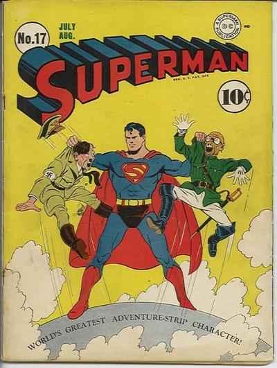 The First Super Villain